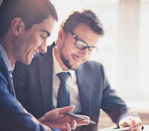 Обучителен подход за намиране на клиенти