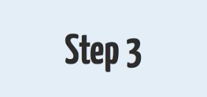 Фактури - стъпка 3