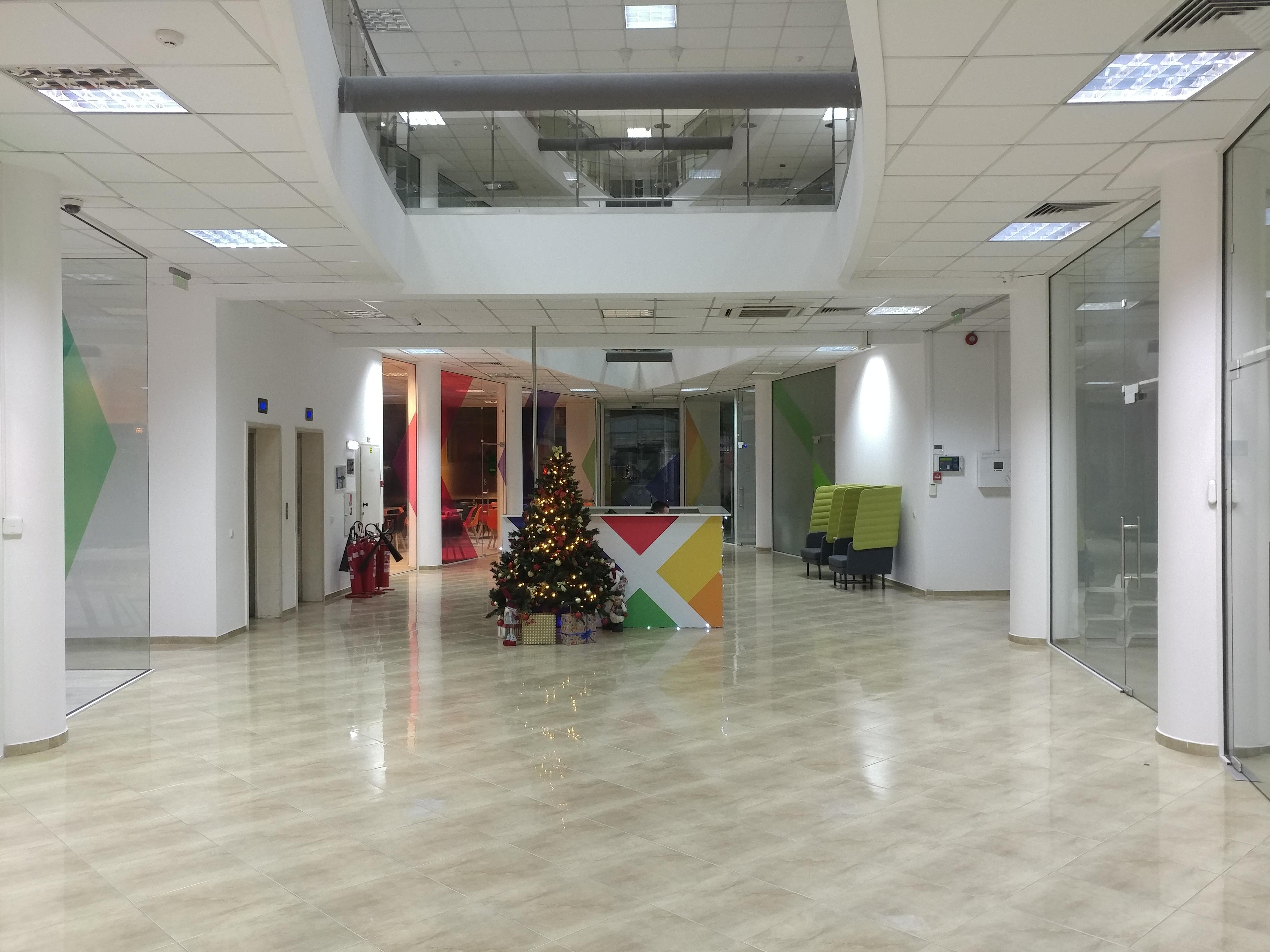 Офис на Голдън Вижън в Младост 1