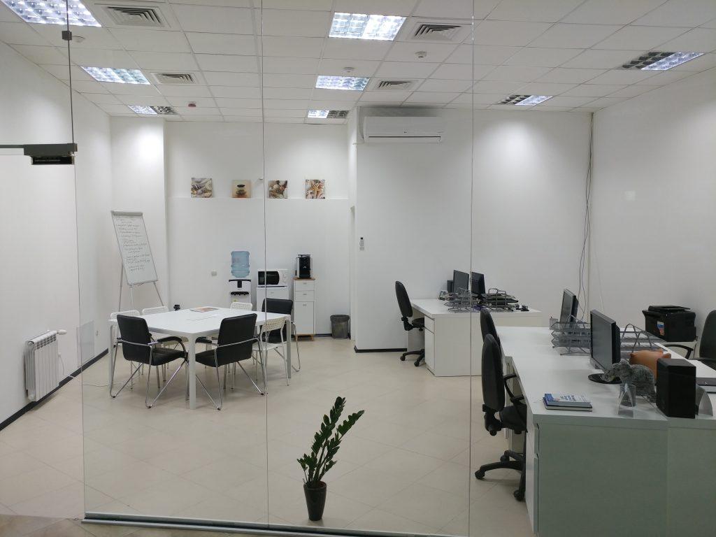 Офис на Голдън вижън в Младост - София