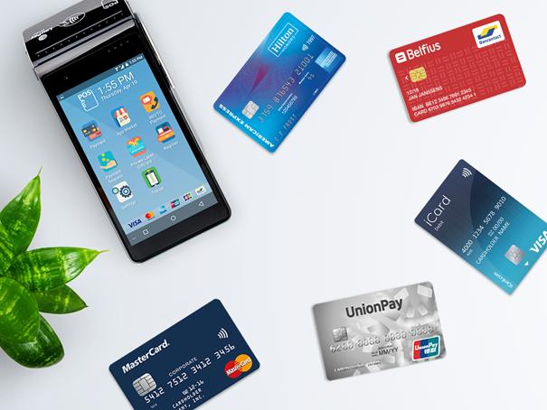 MyPOS - удобни плащания с дебитна и кредитна карта